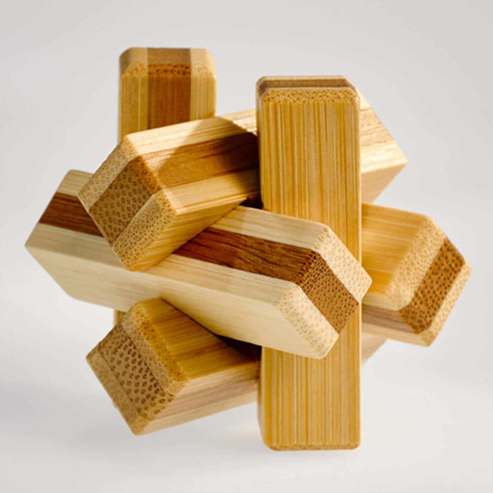 Puzzleportal Bamboo Puzzle Collection Firewood 02