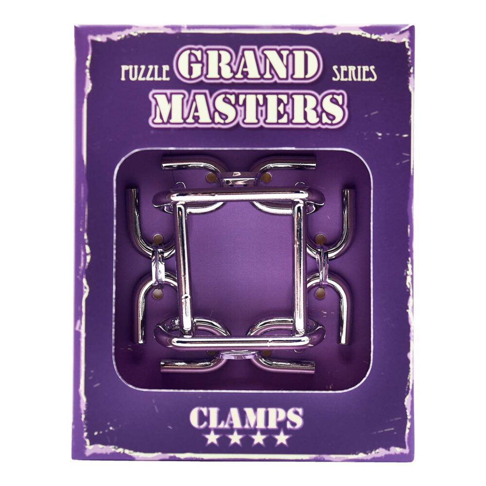 Puzzleportal Grand Master Clamps