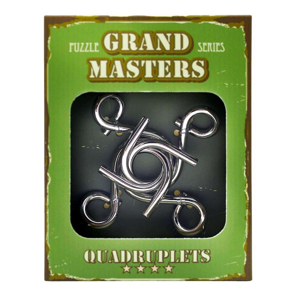 Puzzleportal Grand Master Quadruplets