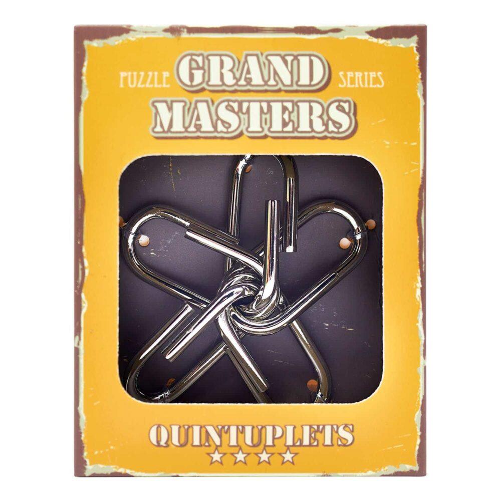 Puzzleportal Grand Master Quintuplets