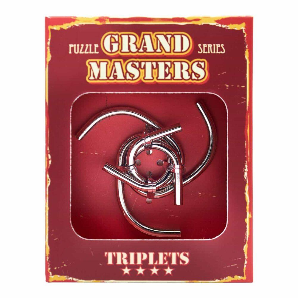 Puzzleportal Grand Master Triplets