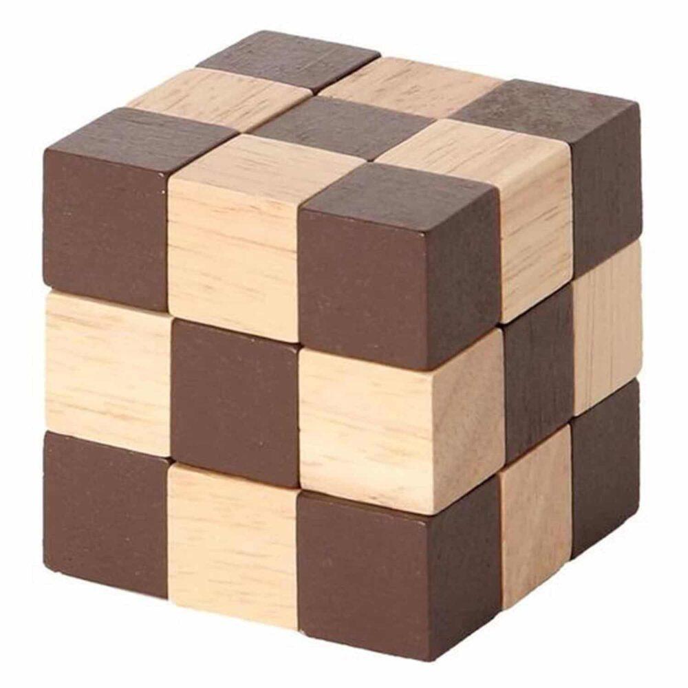 Puzzleportal Wuerfelschlange 01