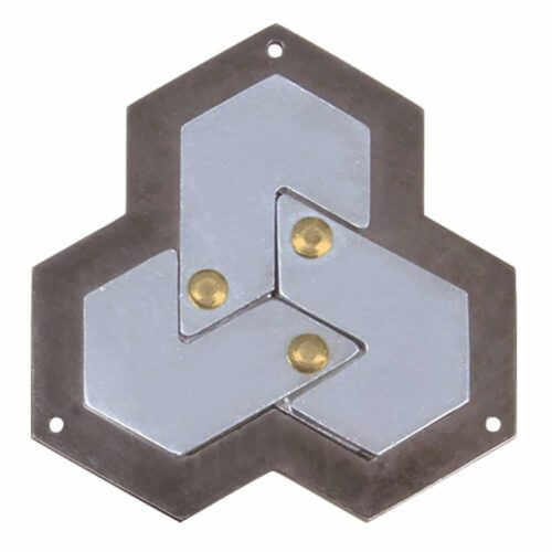 Puzzleportal hanayama cast hexagon 1