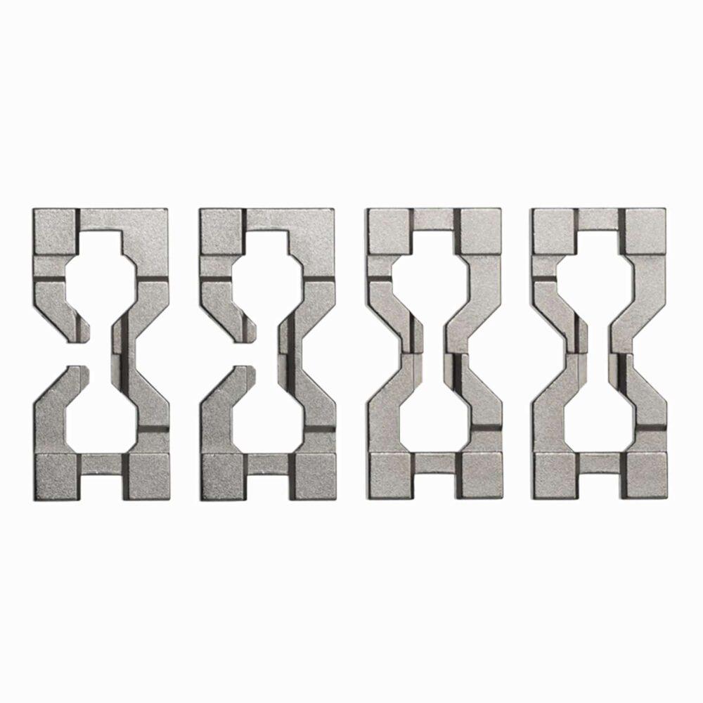 Puzzleportal hanayama cast hourglass 2