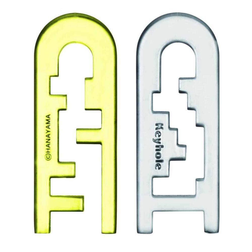 Puzzleportal hanayama cast keyhole 2