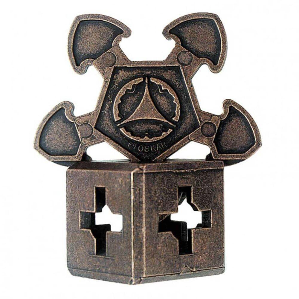 Puzzleportal hanayama cast ogear 1