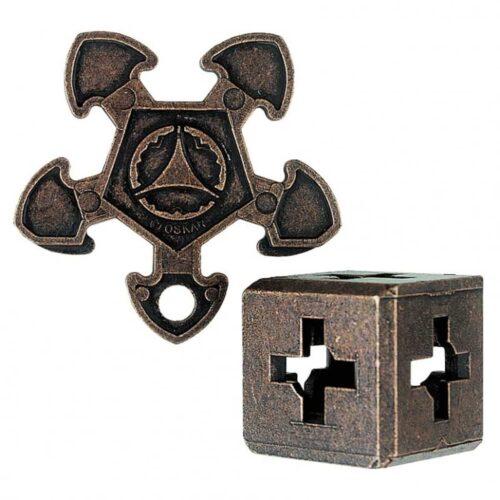 Puzzleportal hanayama cast ogear 2