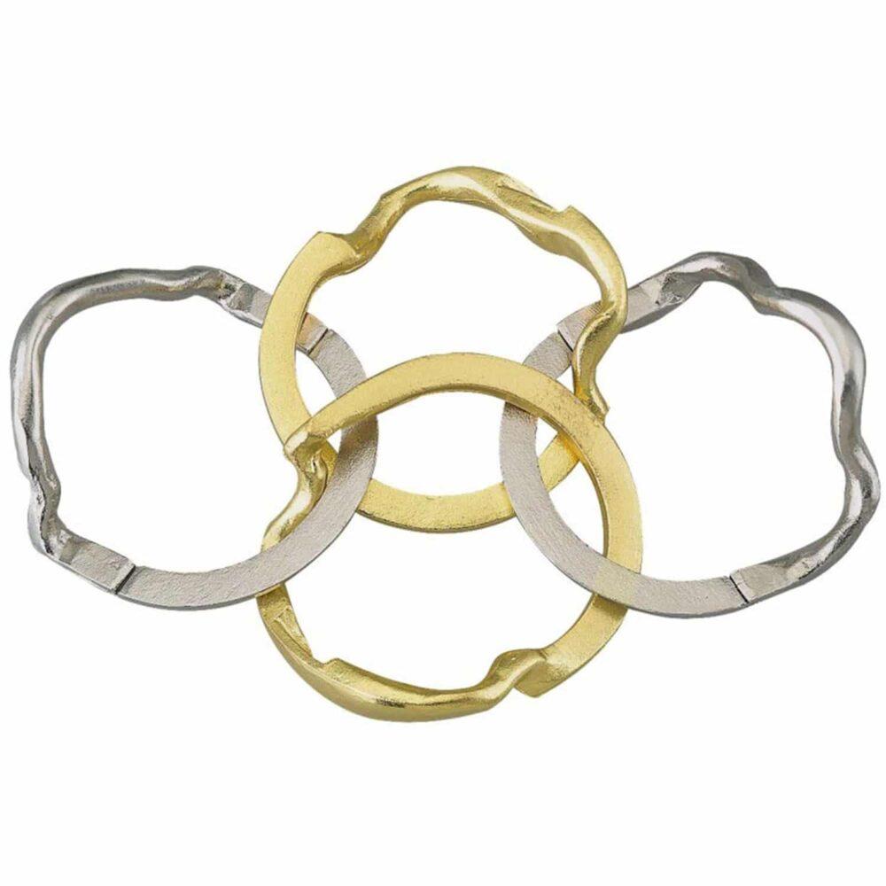 Puzzleportal hanayama cast ring 2