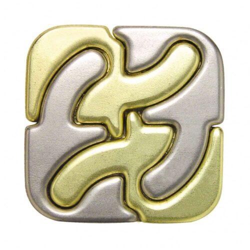 Puzzleportal hanayama cast square 1
