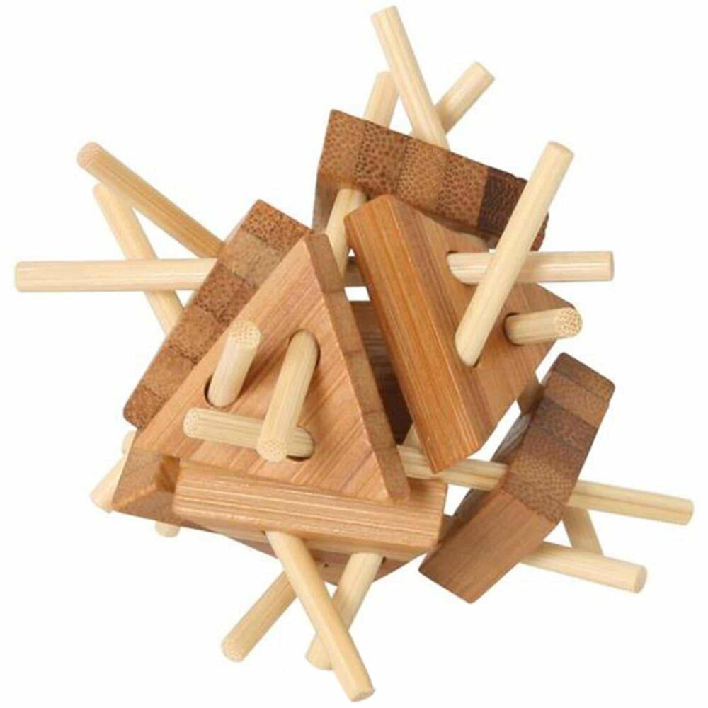 Puzzleportal Bambus Puzzle Dreiecke 01