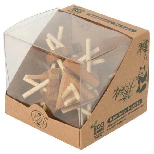 Puzzleportal Bambus Puzzle Dreiecke 02