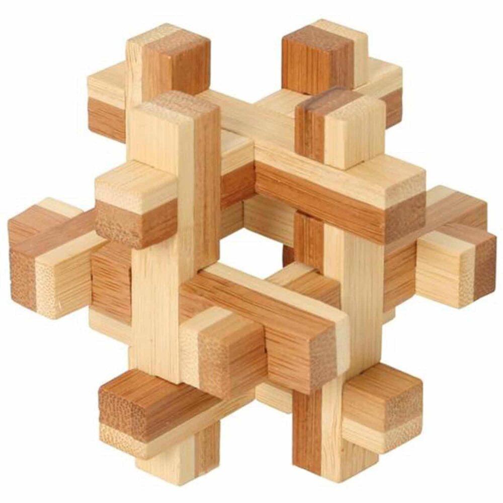 Puzzleportal Bambus Puzzle Quaderus 01
