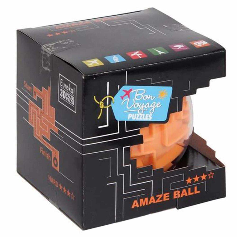 Puzzleportal Eureka 3D Amaze Ball 03