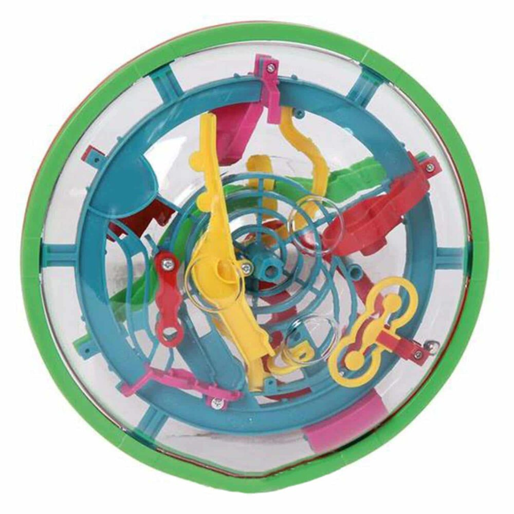 Puzzleportal Eureka 3D Amaze UFO 02