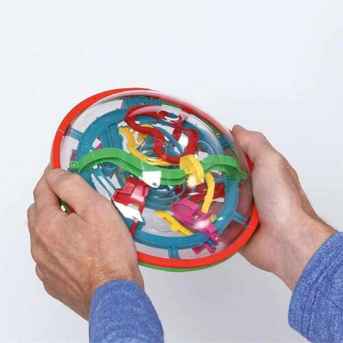 Puzzleportal Eureka 3D Amaze UFO 04