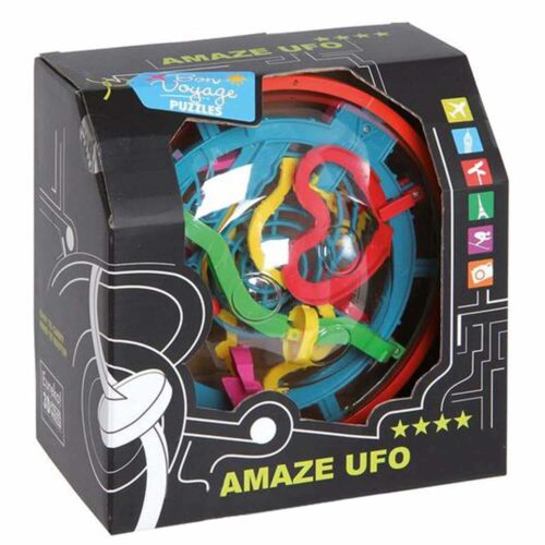 Puzzleportal Eureka 3D Amaze UFO 05