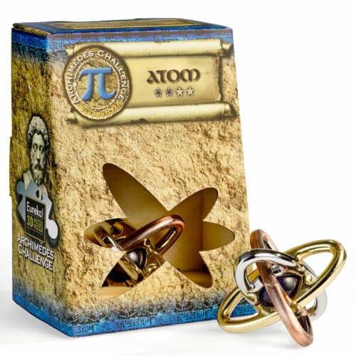 Puzzleportal Archimedes Atom