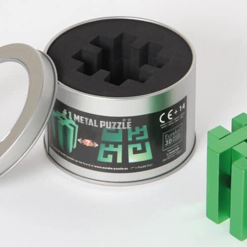 Puzzleportal Hashtag metal puzzle 02