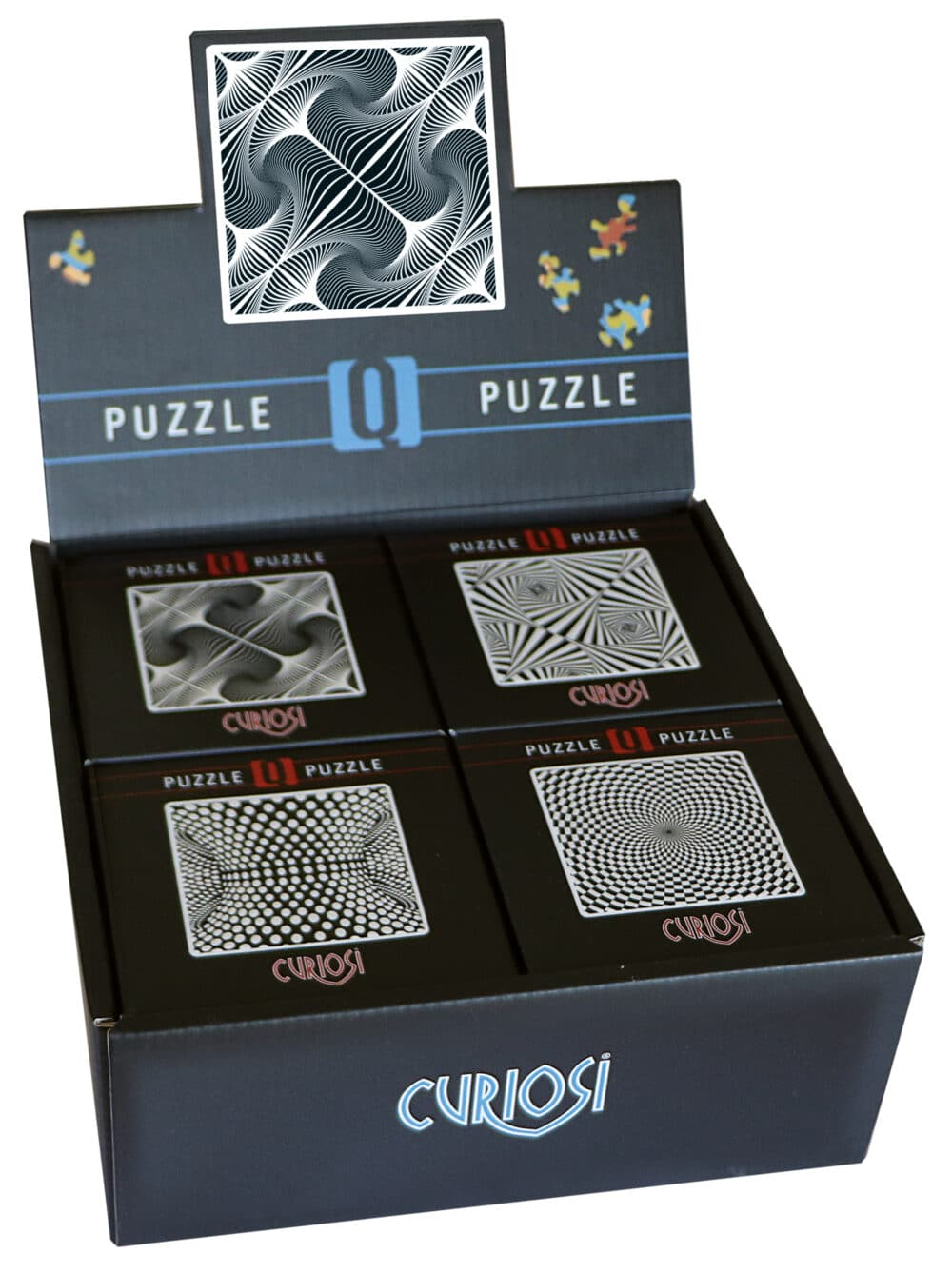 Puzzleportal Q Puzzle Shimmer Display scaled