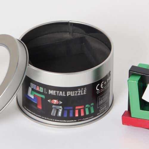 Puzzleportal Quad l metal puzzle 02