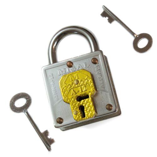 Puzzleportal Trick Lock 4 keys